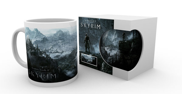 Skyrim - Vista Mug