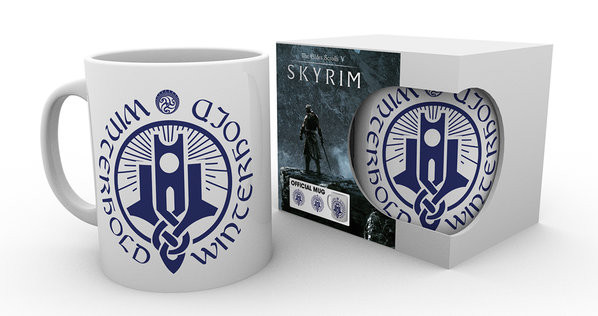 Skyrim - Winterhold Mug