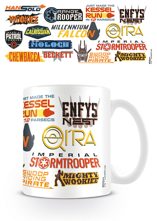 Solo A Star Wars Story - Bumper Stickers Mug