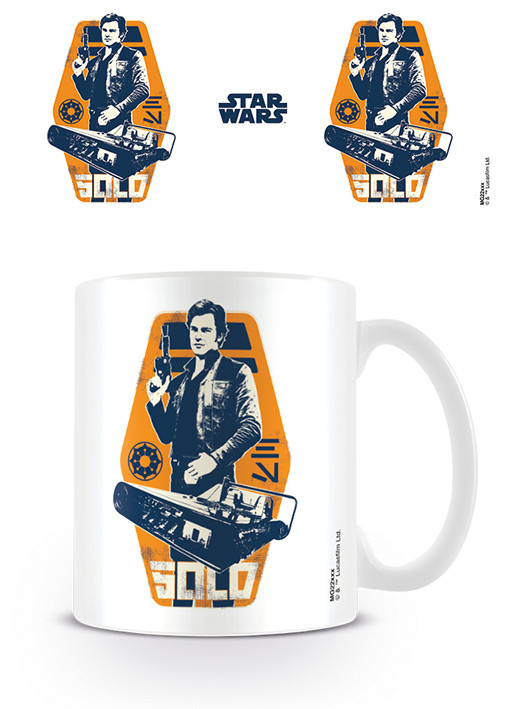 Solo A Star Wars Story - Han Icon Mug