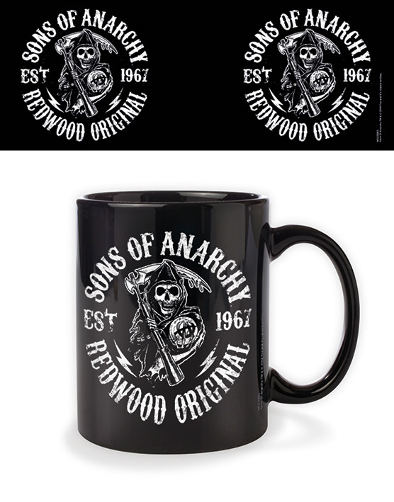 Sons of Anarchy - Redwood Original Mug