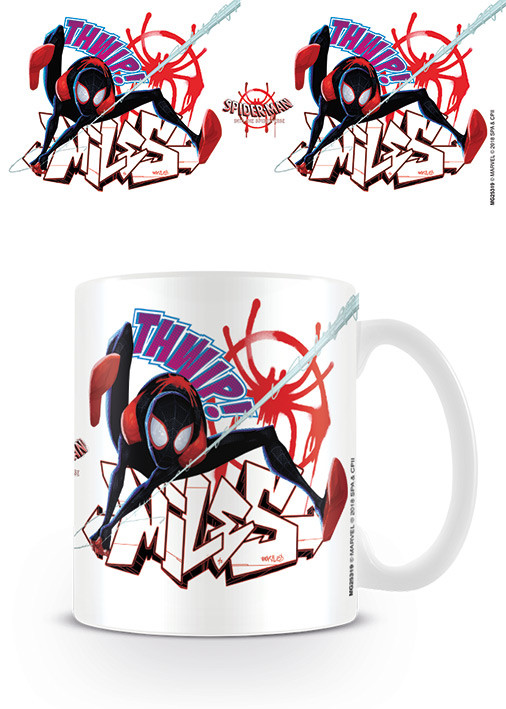 Spider-Man Into The Spider-Verse - Miles Mug