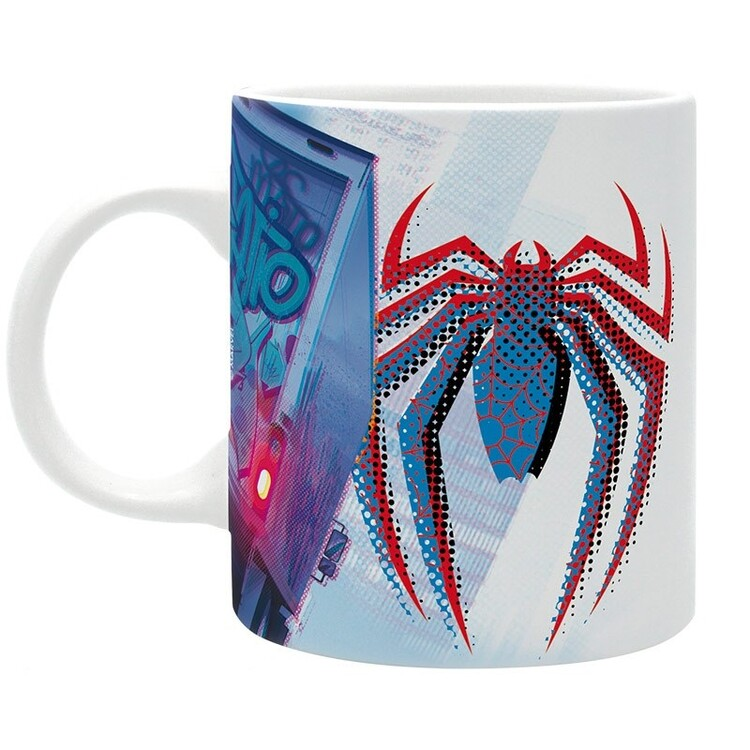 Cup Spider-Man: Miles Morales - Falling