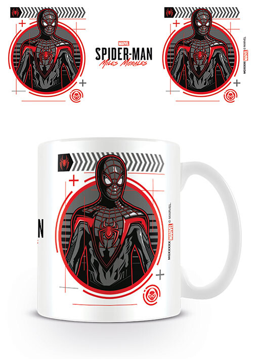 Cup Spider-Man Miles Morales - Suit Tech