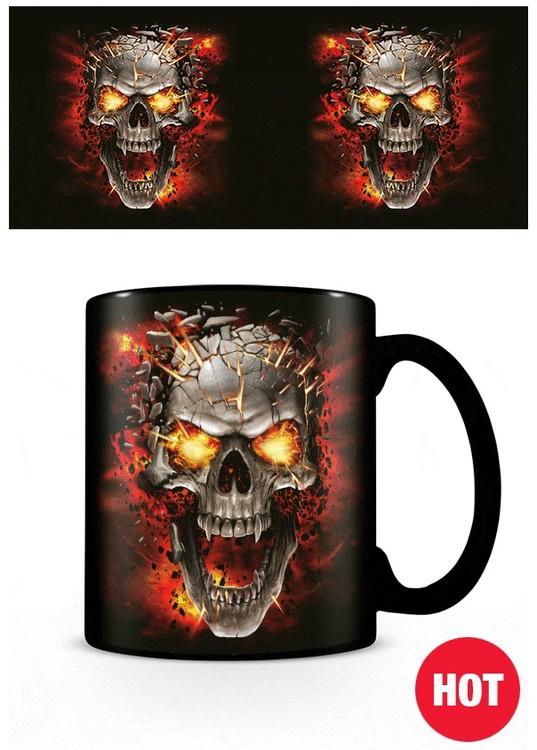 Spiral - Skull Blast Mug