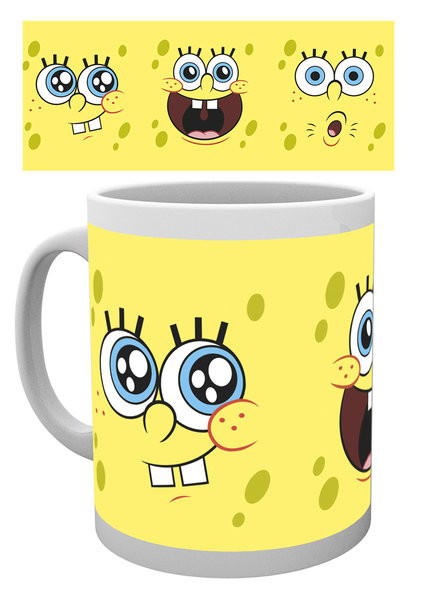 Spongebob - Expressions Mug