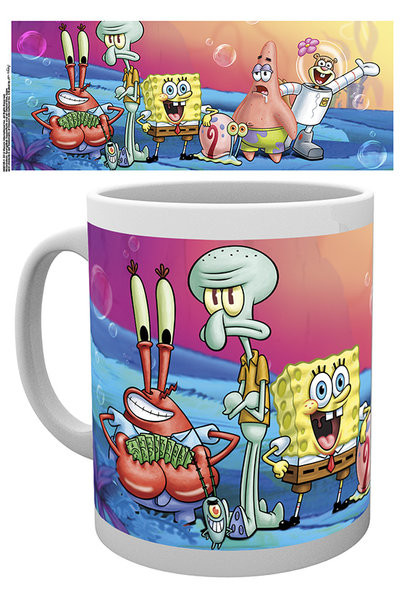 Spongebob - Group Mug