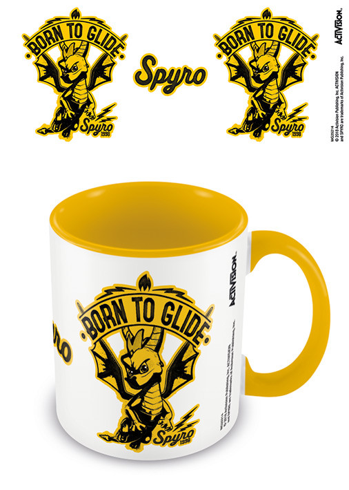 Cup Spyro - Born To Glide