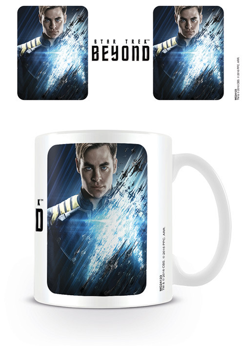 Star Trek Beyond - Kirk Mug