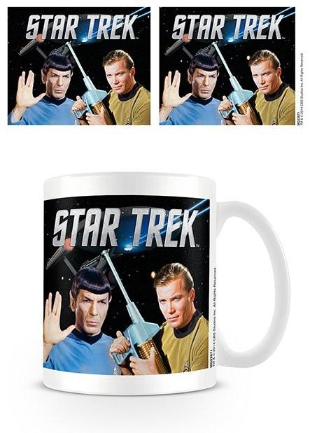 Star Trek - Kirk & Spok Mug