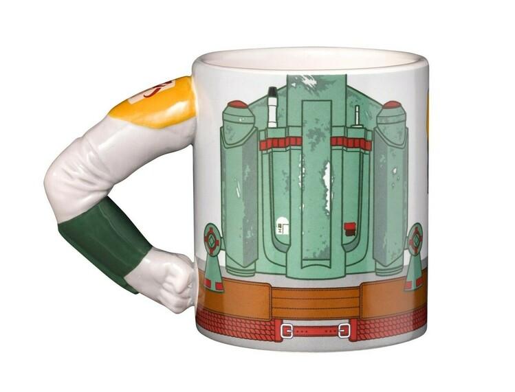 Cup Star Wars - Boba Fett