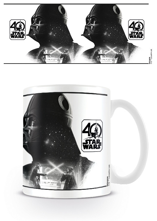 Star Wars - Darth Vader (40th Anniversary) Mug