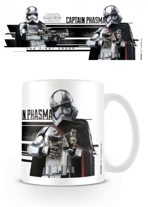 Star Wars Episode VII - Captain Phasma Character Mug