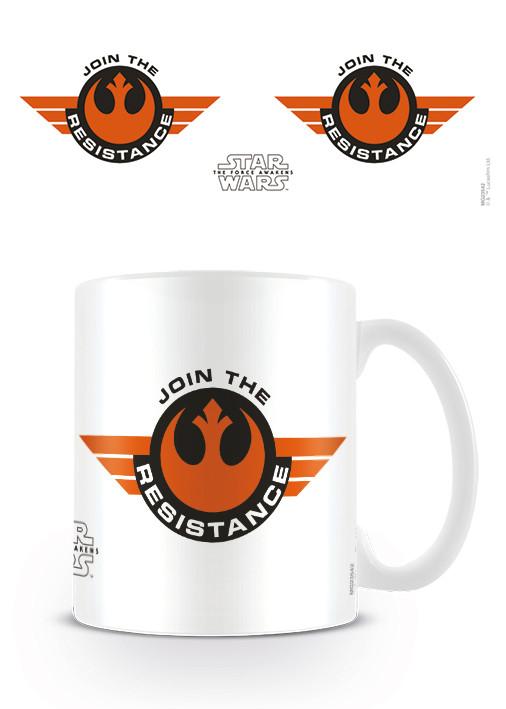 Star Wars Episode VII - Join The Resistance Mug