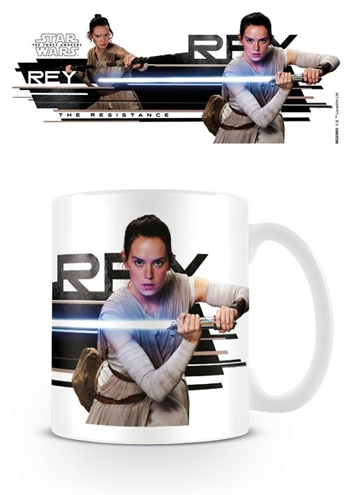 Star Wars Episode VII - Rey Character Mug