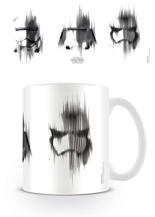 Star Wars Episode VII: The Force Awakens - Helmet Lines Mug