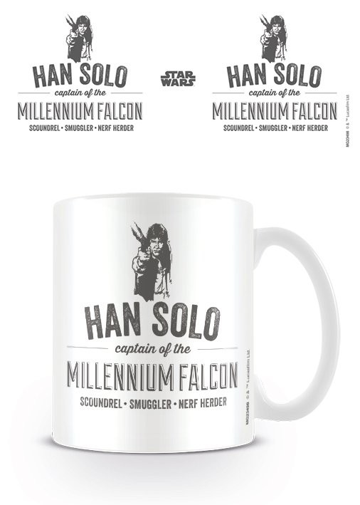 Star Wars - Han Solo Mug