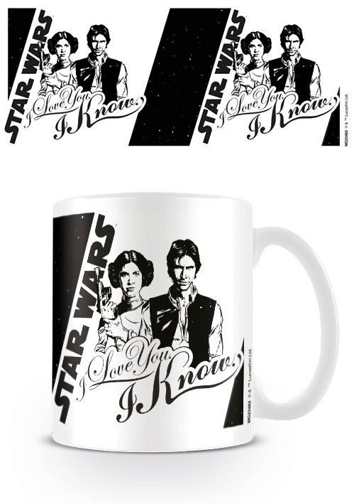 Star Wars - I Love You Mug