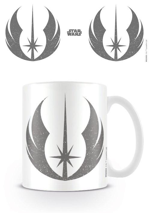 Star Wars Jedi Symbol Mug Cup Buy At Europosters