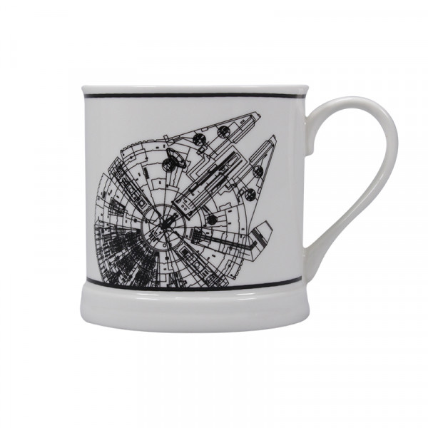 Star Wars - Millenium Falcon Mug