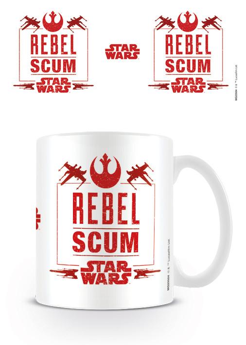 Star Wars - Rebel Scum Mug