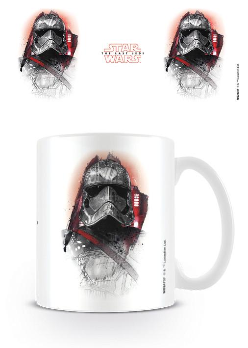 Star Wars The Last Jedi - Captain Phasma Mug