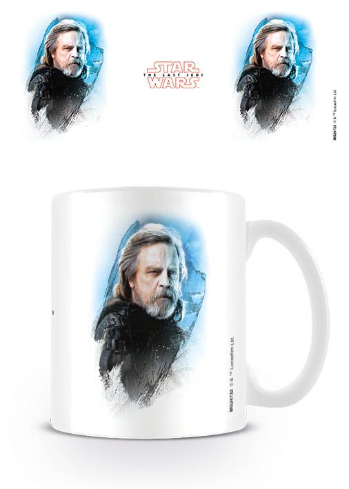 Star Wars The Last Jedi - Luke Skywalker Brushstroke Mug