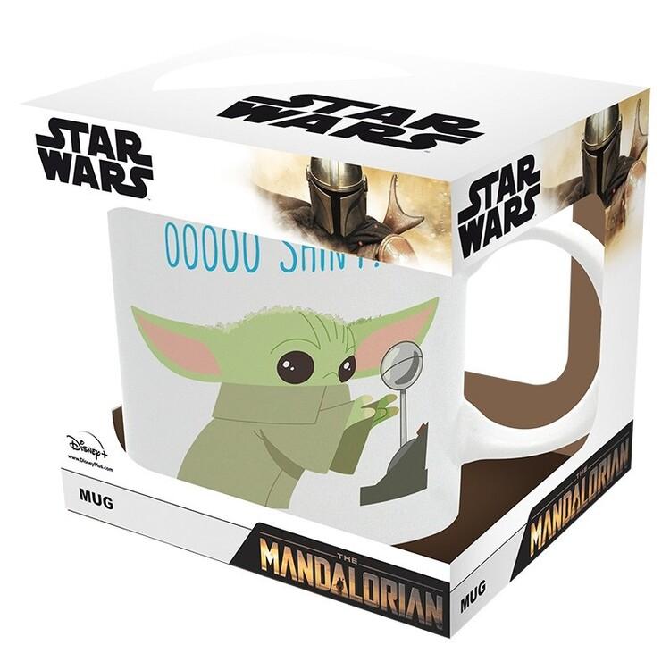 Cup Star Wars: The Mandalorian - Baby Yoda chibi