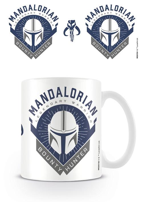Cup Star Wars: The Mandalorian - Bounty Hunter