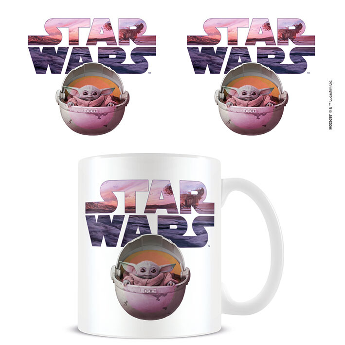 Cup Star Wars: The Mandalorian - Cradle