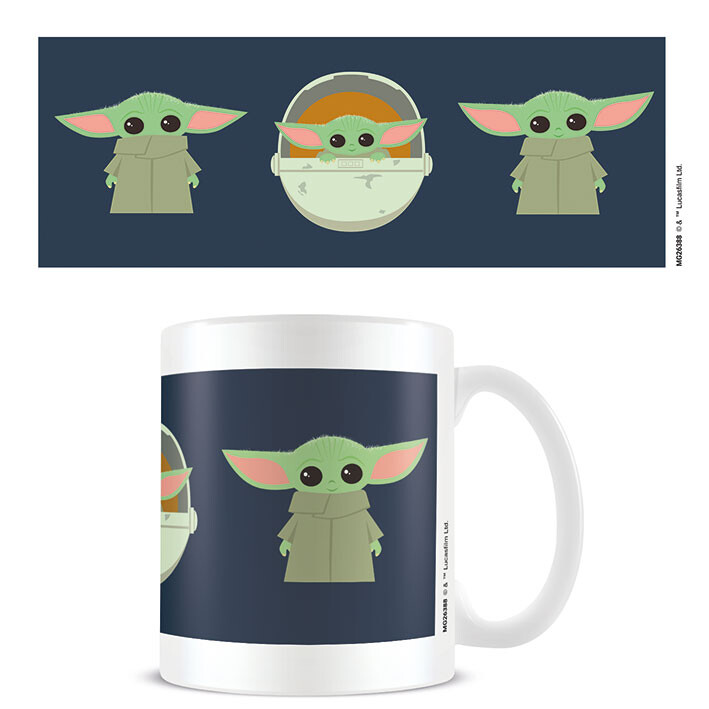 Cup Star Wars: The Mandalorian - Illustration