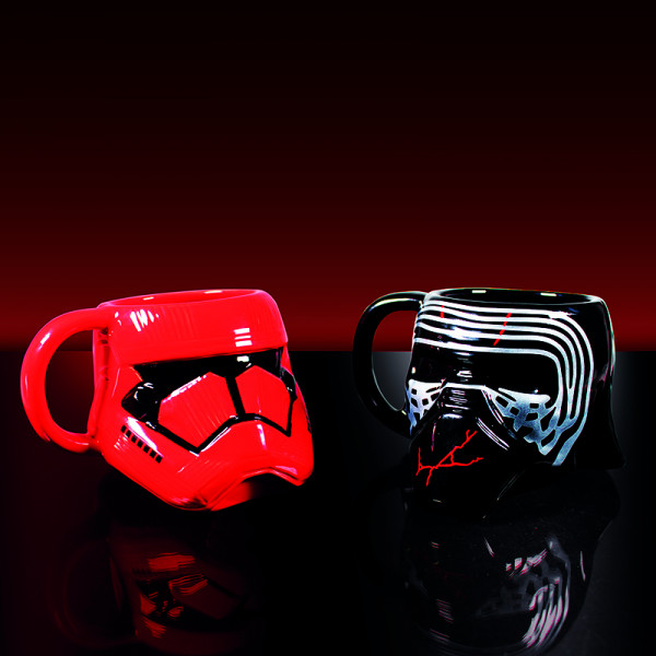 Cup Star Wars: The Rise of Skywalker - Kylo Ren