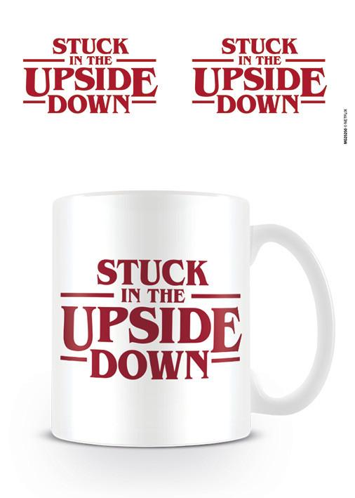 Stranger Things - Stuck In The Upside Down Mug