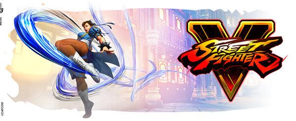 Street Fighter 5 - Chun Li Mug