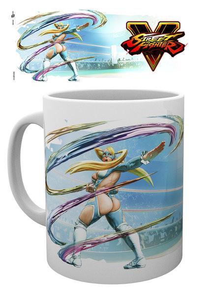 Street Fighter 5 - R Mika Mug