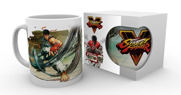 Street Fighter 5 - Ryu Mug
