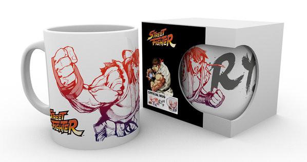 Street Fighter - Ryu Mug