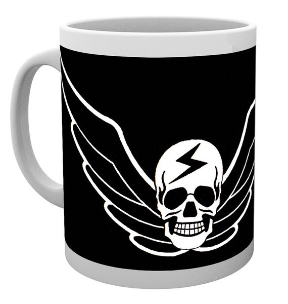 Street Fighter - Skull Mug