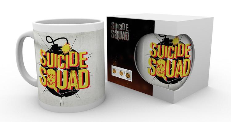 Suicide Squad - Bomb Mug