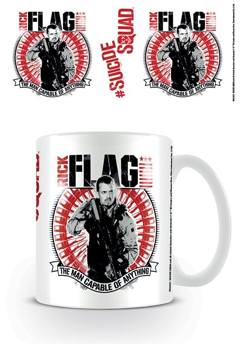 Suicide Squad - Capable Of Anything Mug
