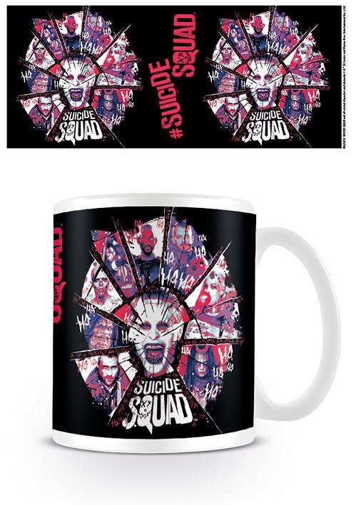 Suicide Squad - Cracked Mug
