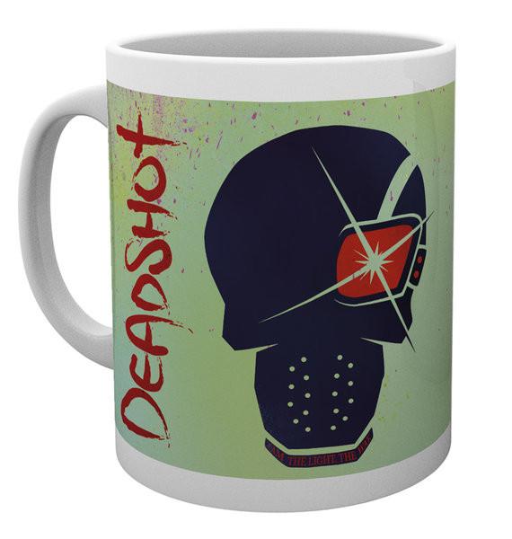 Suicide Squad - Deadshot Skull Mug