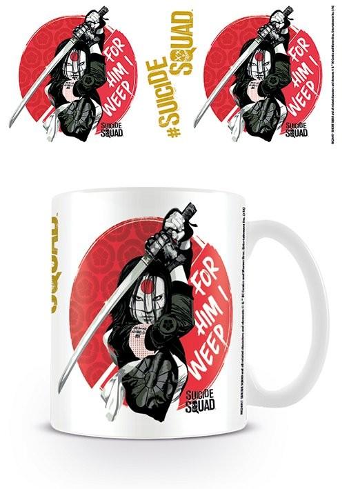 Suicide Squad - For Him I Weep Mug