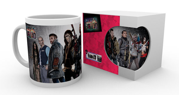 Suicide Squad - Group Mug