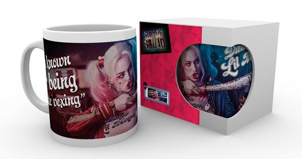 Suicide Squad - Harley Bat Mug