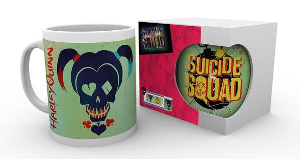 Suicide Squad - Harley Skull Mug