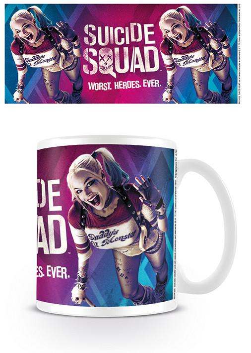 Suicide Squad - Harley Wave Mug