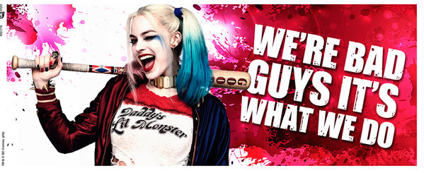 Suicide Squad - Harley Wink Mug