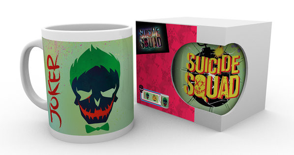 Suicide Squad - Joker Skull Mug