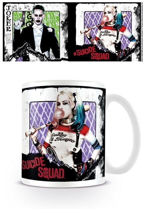 Suicide Squad - Playing Card Mug